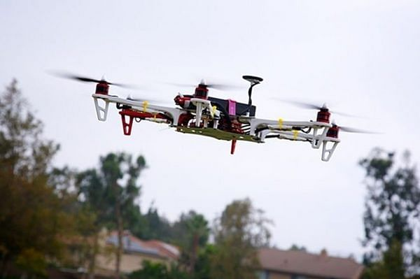 For the first time, Naxals use drones over CRPF camp in Bastar; shoot at sight orders issued