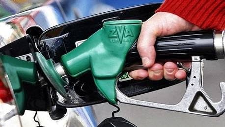 Petrol price cut by 95 paise