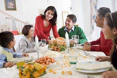 Don't let your kids skip family dinners