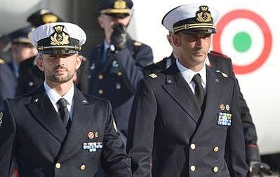 Italian Marine Latorre seeks extension of stay