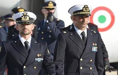 Italian marines to return to face trial