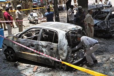 Bangalore blast probe: Explosives recovered in Coimbatore