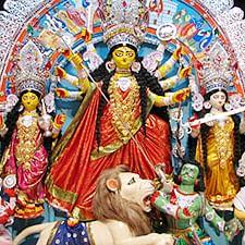 Nine Shades Of Navratri: Goddess of health and wealth