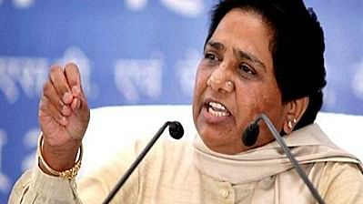 BJP government using Section 144 to hide shortcomings: Mayawati