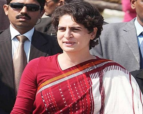 Electricity not in every house, says Priyanka Gandhi