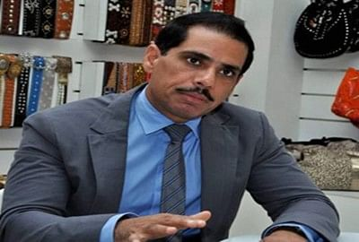 ED confronts Robert Vadra with voluminous statements, documents in money laundering case