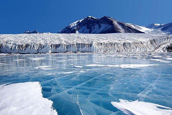 India was part of Antarctica billion years ago