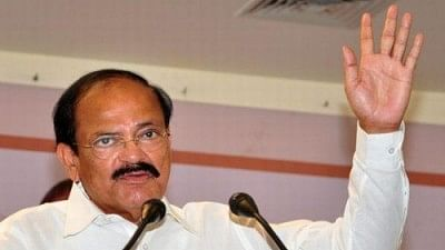 India doesn't want interference in its internal matters: Vice President Naidu