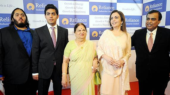 Reliance Industries becomes first Indian company to hit Rs 9 lakh cr m-cap mark