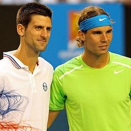 Rafael Nadal, Novak Djokovic final on cards