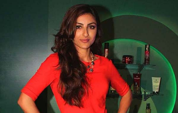 Being fit a healthy change in Bollywood: Soha Ali Khan