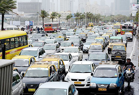 61 locations across 22 roads in Dadar to be no-parking zones to ease traffic flow