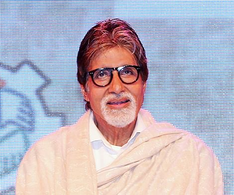 Books are of magical quality, that shall never be shelved: Big B