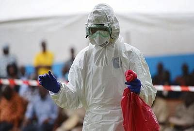 British Ebola patient remains in critical condition