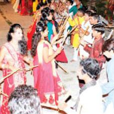 Navratri dandiya organizers in Mumbai face dip in sponsorship this year due to economic slowdown