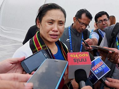 Government writes to AIBA, seeks reversal on Sarita's ban