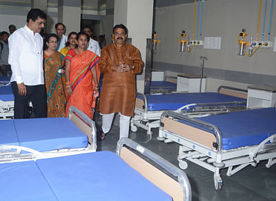 BMC To Start Emergency Medical Services Wing At KEM