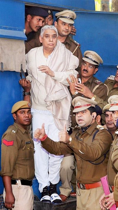 Sant Rampal set free by Haryana court in two criminal cases