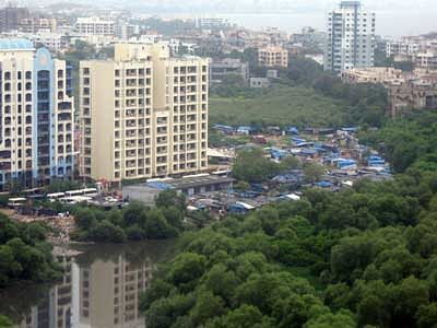 Mumbai: Forest department fines RE Infra Rs 10 crore dumping of construction waste in mangroves