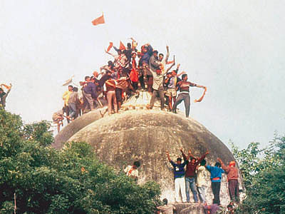 The other Ayodhya case: 49 including Advani face day in court in Babri demolition case