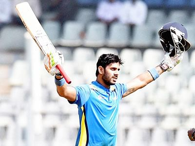 Smashing Manoj Tiwary takes East into Deodhar final
