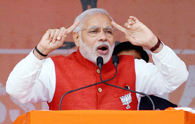 PM Narendra Modi to address over a dozen rallies in Delhi