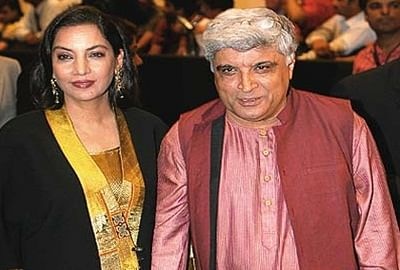 Javed does not have a romantic bone in his body: Shabana Azmi