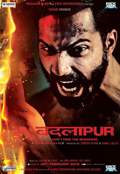 Varun Reveals His Look In BADLAPUR