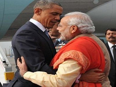 China need not read too much from Obama – Modi romance: Media
