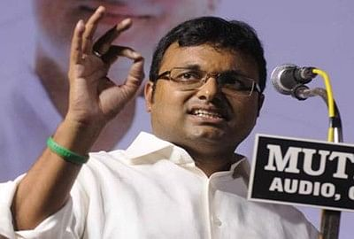 With Karti an MP now, INX case transferred to MP MLA court