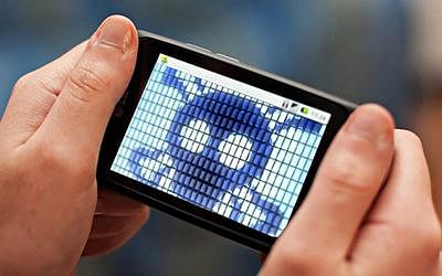 Number of mobile malware attacks doubles in 2018