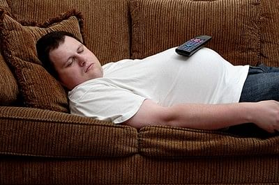 Why sleep loss could lead to weight gain