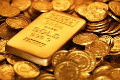 Gold, silver drop on selling, global cues