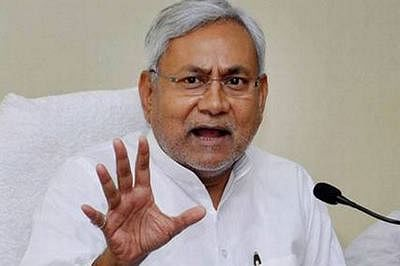 Nitish asks BJP to explain 'anti-national' activities