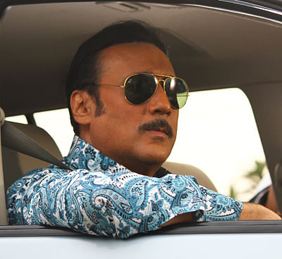 'Bad' Times For Jackie Shroff