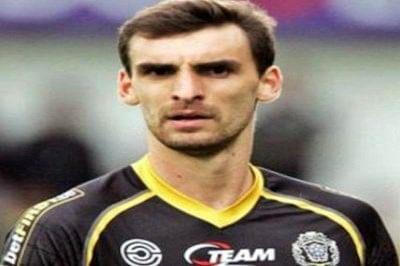 Beligian footballer critical after collapsing