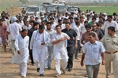 Rahul Gandhi's Telangana padyatra aimed at gaining followers for Congress