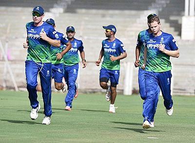 RoyalBattle Rajasthan-Bangalore lock horns in IPL eliminator today
