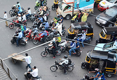 Transport minister Diwakar Raote announces steep increase in traffic fines