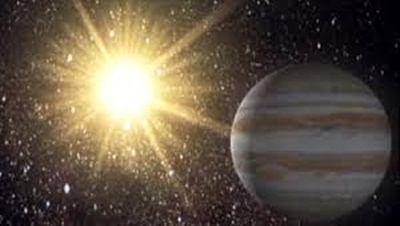 Astronomers spot huge lava lake on Jupiter's moon.