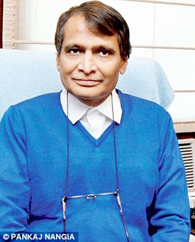 No privatisation of Rlys, but want only pvt capital: Suresh Prabhu
