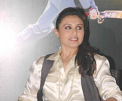 Rani not on social media, asks fans to beware of imposters