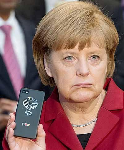 German prosecutors close Merkel phone tapping probe