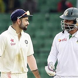 India vs Bangladesh 1st Test Day 1: Live Scores and Match Updates
