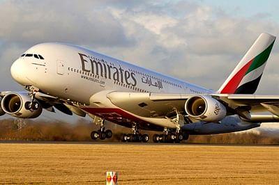 Emirates flight makes emergency landing in Colombo
