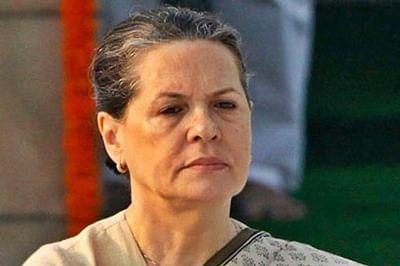 Sonia Gandhi to meet Congress CMs today