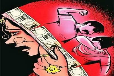 Woman's body found hanging at home; family alleges dowry death