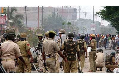 Tribal youthdies in policefiring on mob