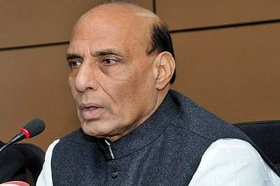 Rajnath Singh the only 'sane' BJP leader: Congress