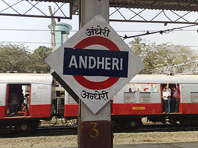 WR general manager raises a stink about Andheri station